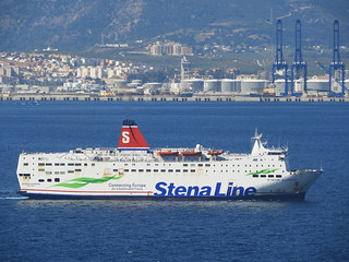 Stena Europe (Gbraltar)   by TonyDavisGib