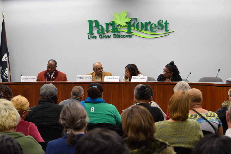 Final Village of Park Forest 2019 Election forums