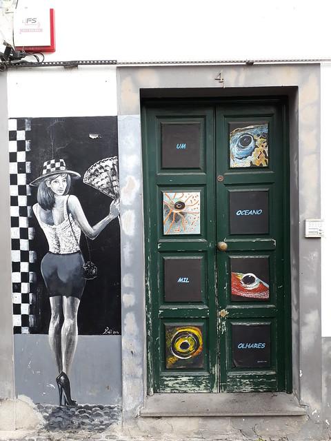 Painted door (4)