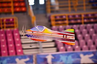 2019 FAI F3P World Championship for Aerobatic Model Indoor Aircraft | by FAI - World Air Sports Federation