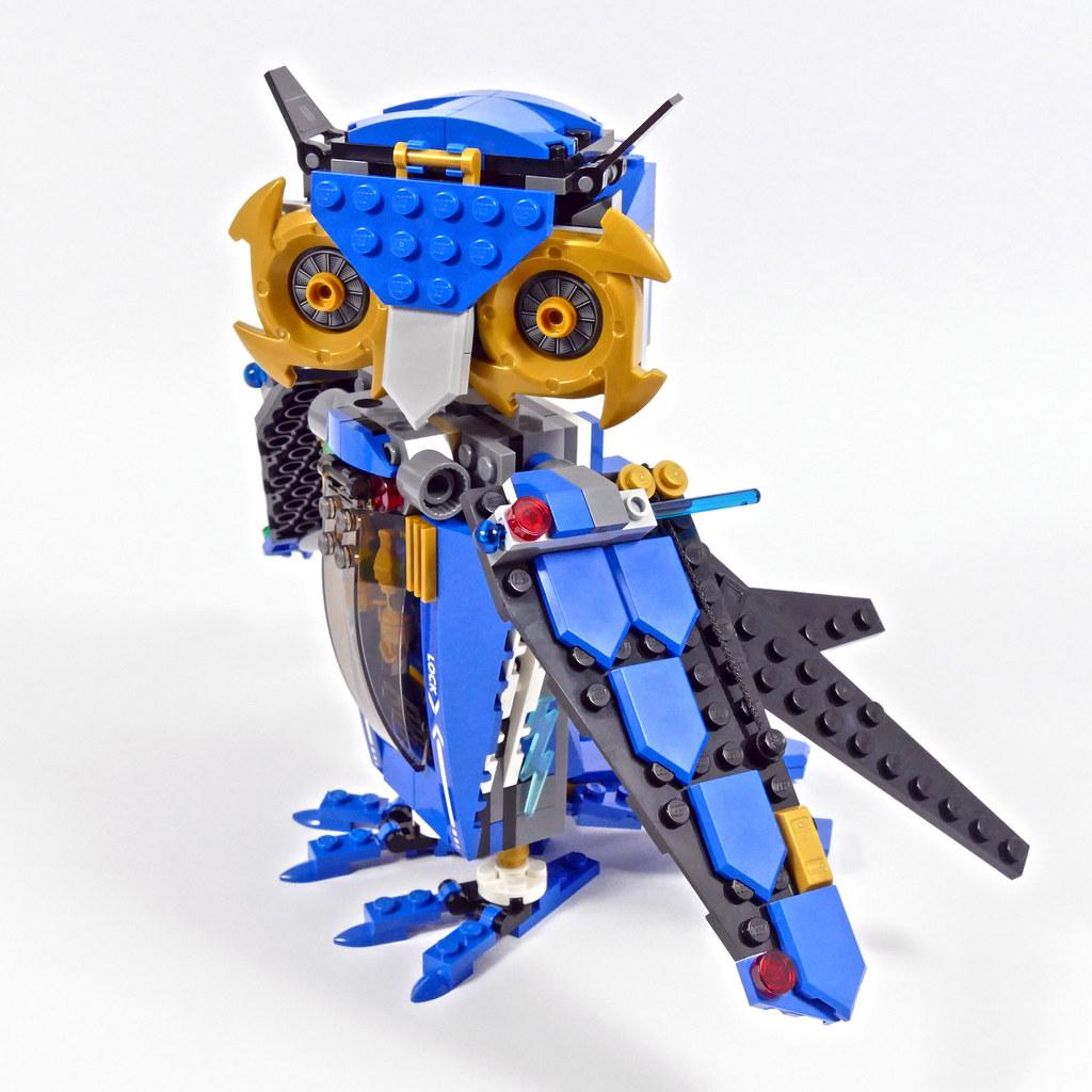 Jays Owl Ship Lego Ninjago 70688 C Model Wwwyoutubeco