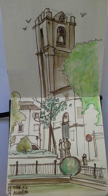 Torre de la Asunción,  Priego de Córdoba.