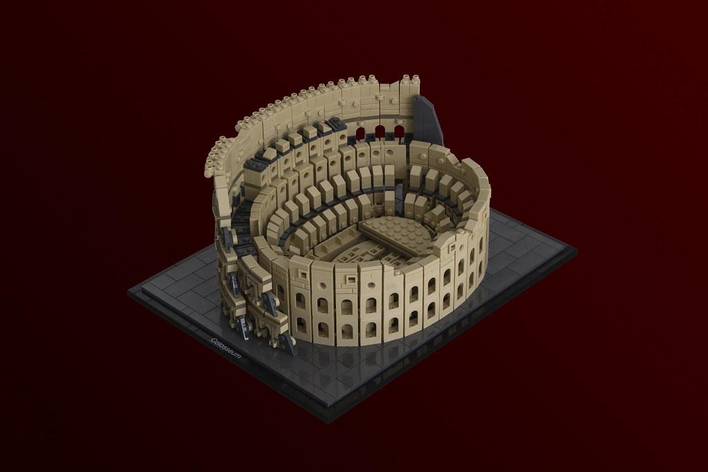 Amphitheatrum Flavium - Colosseum