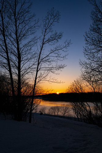 sunset spring springsunset ottawariver d7200 nikond7200 nikon