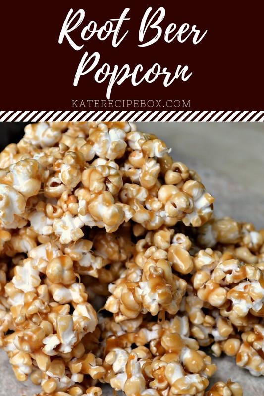 Root Beer Popcorn