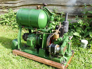 Barr and Stroud Sleeve Valve Engine | by Bryntin Photography