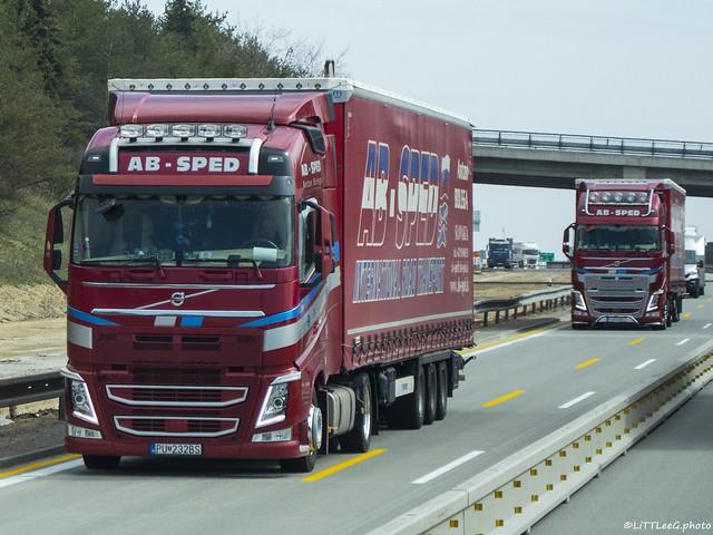 Volvo FHIV Globetrotter AB-Sped (SK)