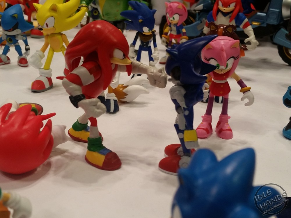 Toy Fair 2018 Tomy Sonic The Hedgehog 01 More Toy Fair 201 Flickr