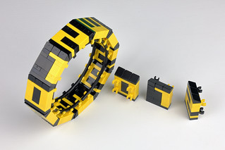 LEGO Cipher wheel | by Berthil van Beek