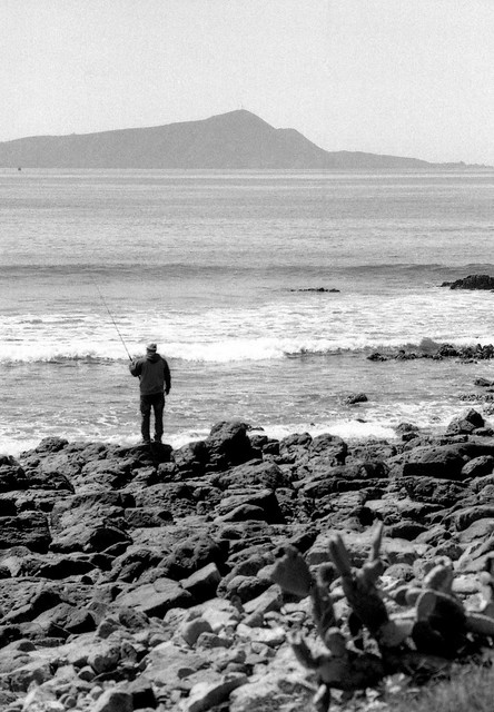 De pesca (Nikon F2 Marzo 18019)