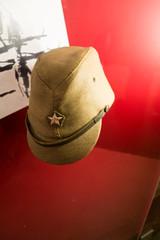 WWII Japanese uniform cap