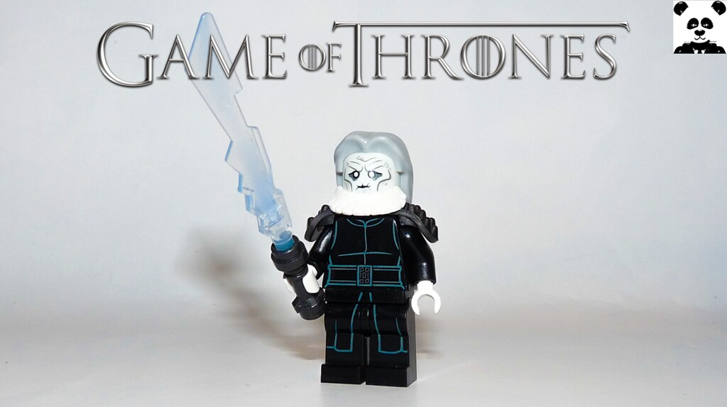 White Walker Mini Figure Game of Thrones