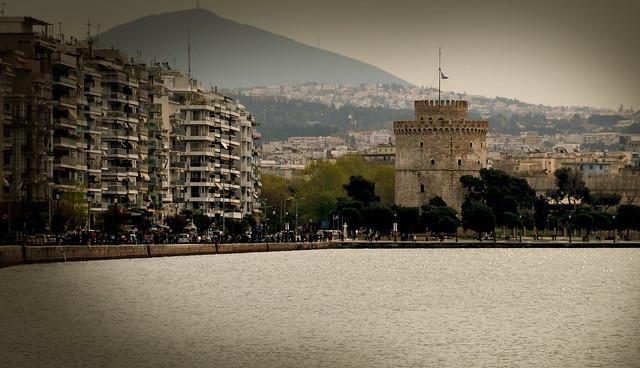 Λευκός Πύργος #ΘΕΣΣΑΛΟΝΙΚΗ  #White Tower #Thessaloniki #GREECE