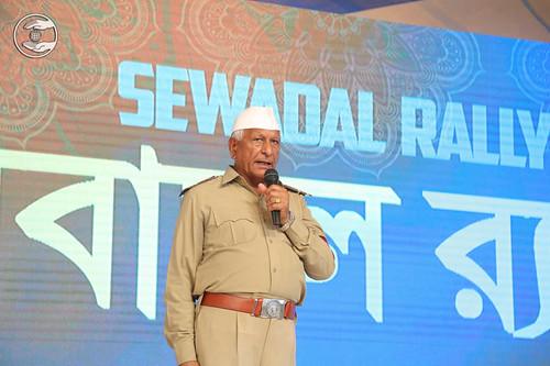 Up-Mukhya Sanchalak Sant Nirankari Sewa Dal, O.P. Nirankari