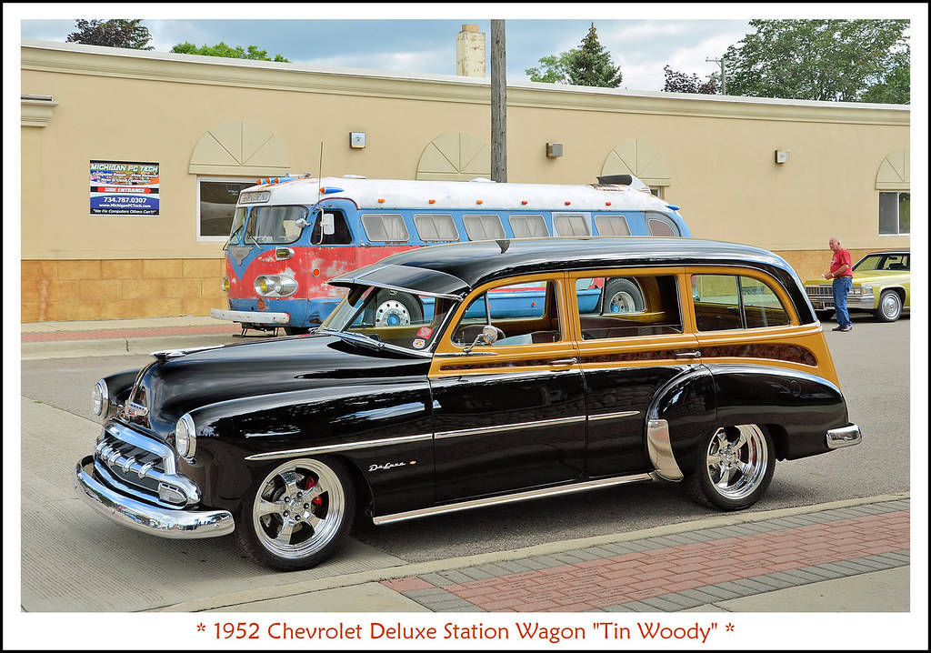 351ca04c1 1952 Chevrolet Deluxe Station Wagon