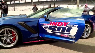 2018 Indianapolis 500 Pace Car