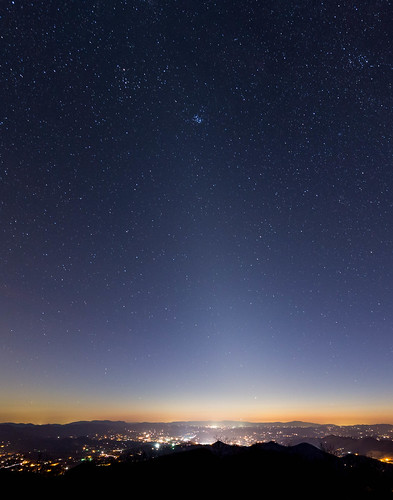 2018 carlfredrickson zodiacallight bluehour blairsville brasstownbald ©carlfredrickson2018 georgia stars march