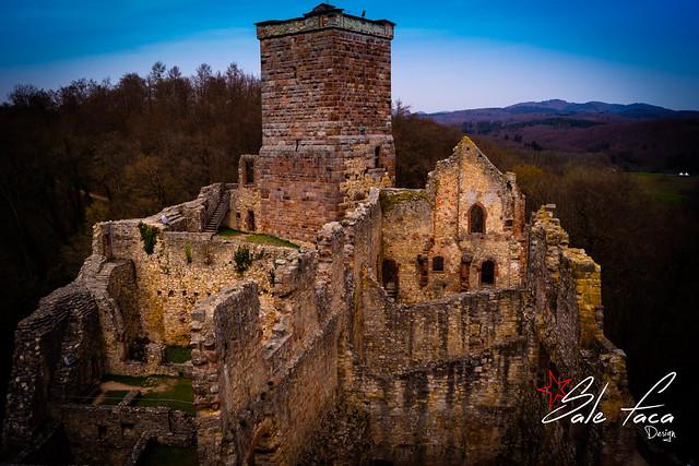 Burg Roetteln 1