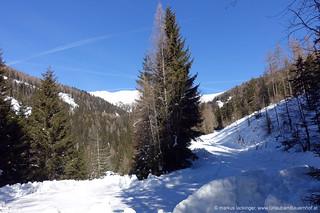 Winterwanderung in Bad Kleinkirchheim / Kärnten