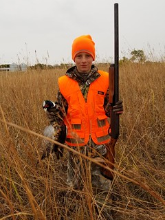 2018 Youth Pheasant Hunt   by Red River Area Sportsmen's Club