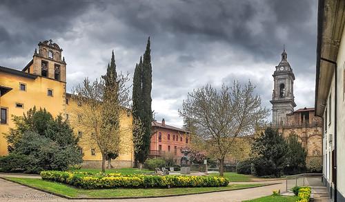 Plaza Santa Ana - Oñati