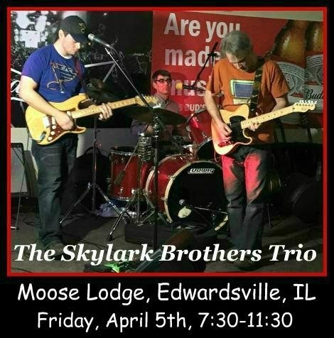 The Skylark Brothers Trio 4-5-19