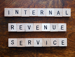 Internal revenue service stock photo | by lendingmemo_com
