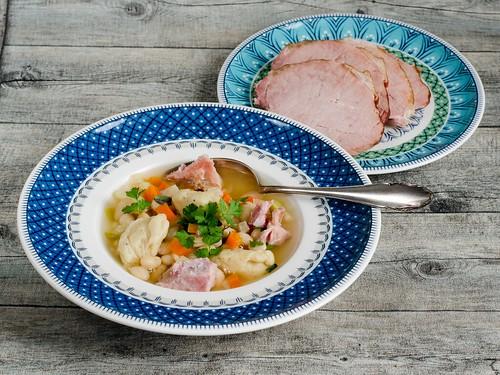 Weiße Bohnensuppe aus der Probstei (2)
