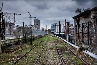 La voie ferrée | by fred_v