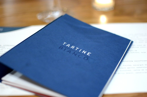 Tartine Bianco - ROW DTLA - Los Angeles | by Cathy Chaplin | GastronomyBlog.com
