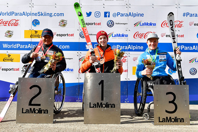 La Molina 2019 - World Para Alpine Skiing World Cup - Day 2