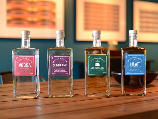 best places to visit in New Foundland and Distillery