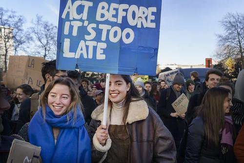 działajmy, póki nie jest za późno | by Greenpeace PL