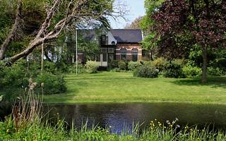 Groningen: Usquert villaboerderij