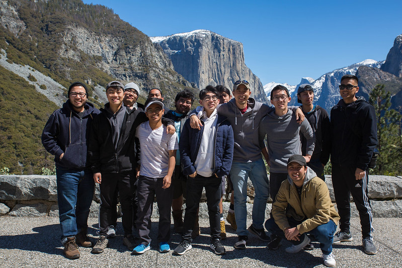 2019-03-28 to 03-30 UCR Yosemite Trip