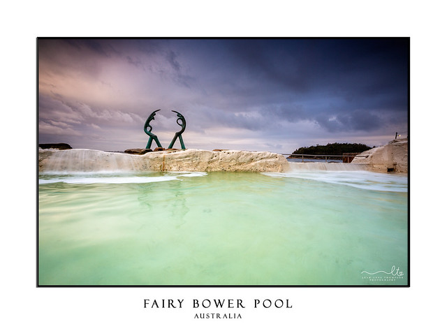 Fairy Bower pool in Manly