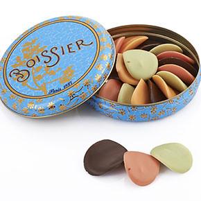 Les-pétales-de-chocolats-Boissier | by amarylliss