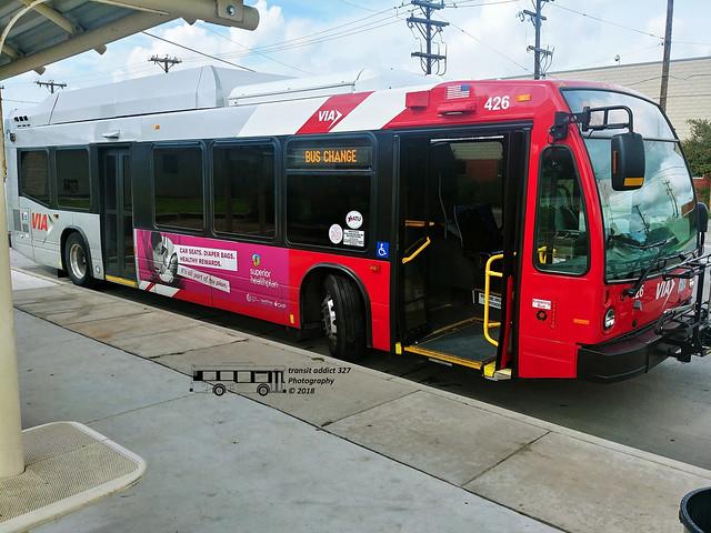 426 Bus Change