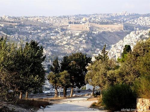 Jerusalem von Süden | by obrist-impulse.net