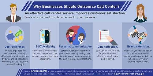 Why Businesses Should Oustource Call Centers | by andersonbpoinc