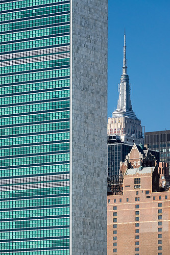 New York City / UN / Empire State Building | by Aviller71