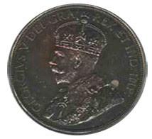 1921 Canadian half Dollar obverse | by Numismatic Bibliomania Society