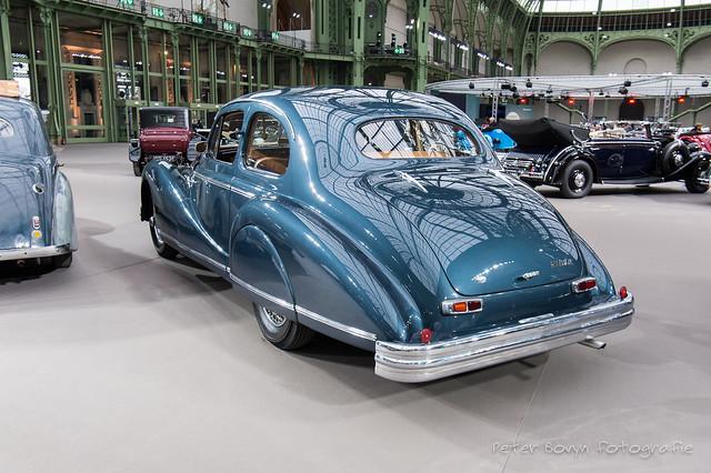 Delahaye 135 MS 'Alpin' Coupé - 1949