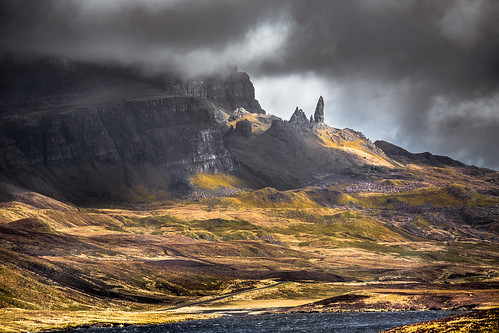 Old man of Storr | by Steffen Walther
