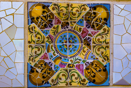 Park Guell - Antoni Guadi | by john weiss