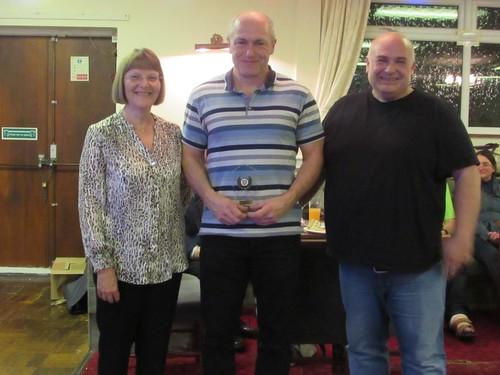 Richard Wheeler -  Track & Fleld Masters Award