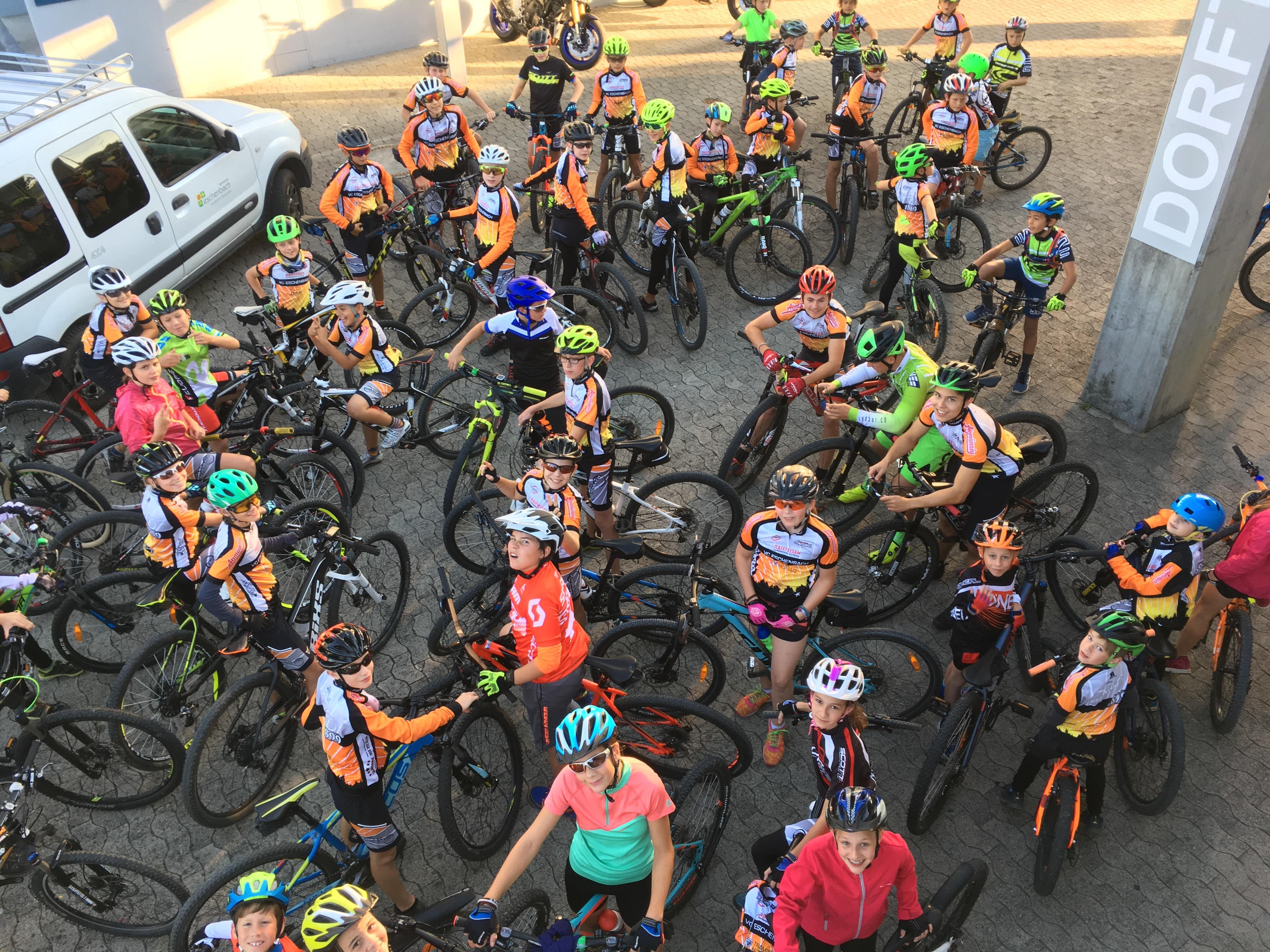 2018.09.27 Kids-Biken Saisonabschluss
