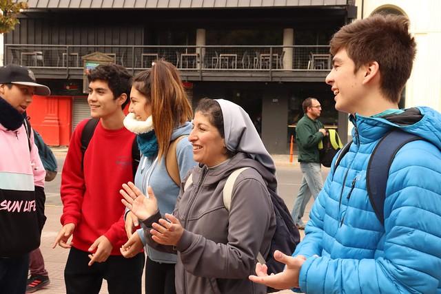 Caminata Juvenil Diocesana
