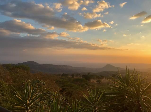 Sunset in Guanacaste, Costa Rica