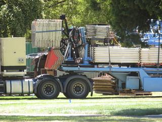 2019 Adelaide Fringe - Garden of Unearthly Delights setup